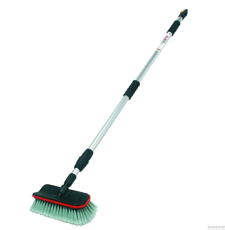 Car Wash Brush >> Camper wasborstel + telescoop steel + gardena koppeling ...
